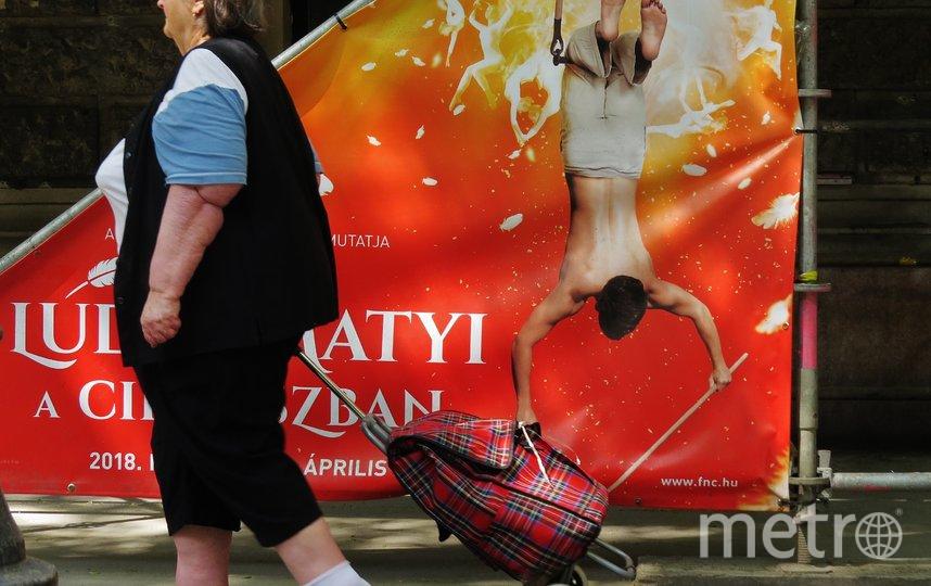 Венгрия, Будапешт. Фото предоставлено героем материала