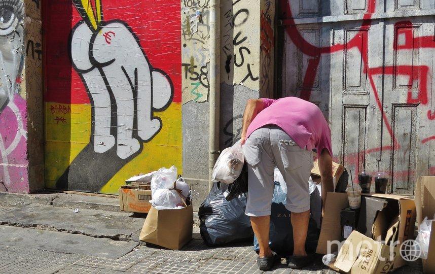 Греция, Афины. Фото предоставлено героем материала