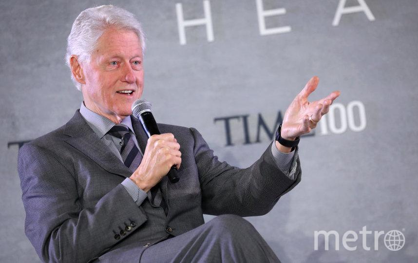 Архивное фото, Билл Клинтон. Фото Getty