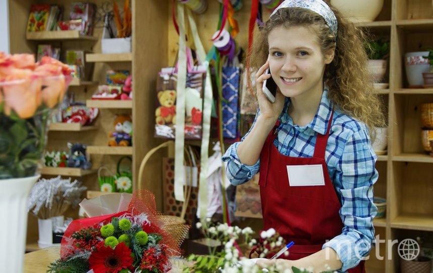 Большинство женщин в России работают продавцами. Фото pixabay