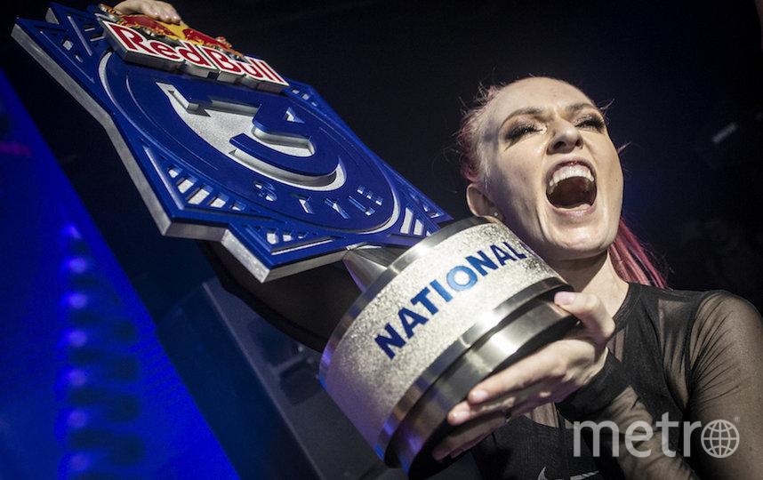 DJ Lena Zozulya представит Россию в мировом финале. Фото redbullcontentpool.com