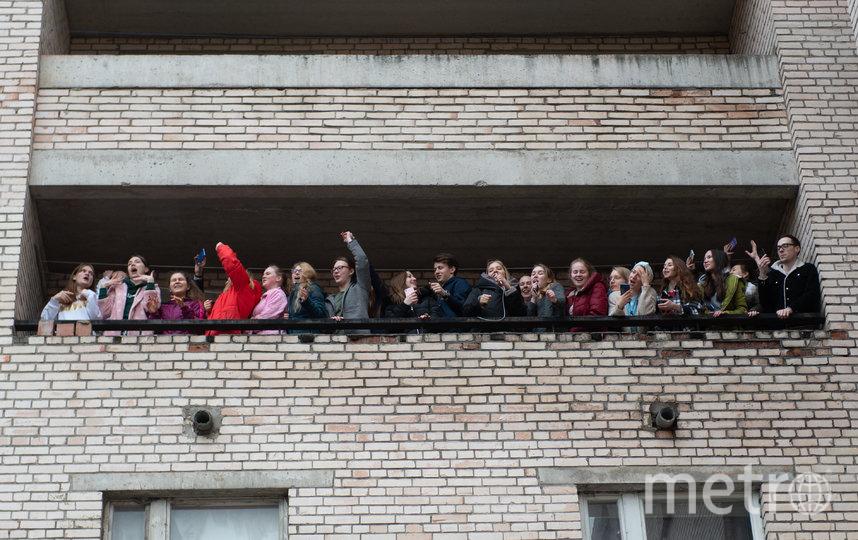 """Заточённые в общежитии учащиеся медицинского университета имени Мечникова ждут результатов анализов и каждый день делают генеральную уборку в комнатах. Фото Святослав Акимов, """"Metro"""""""