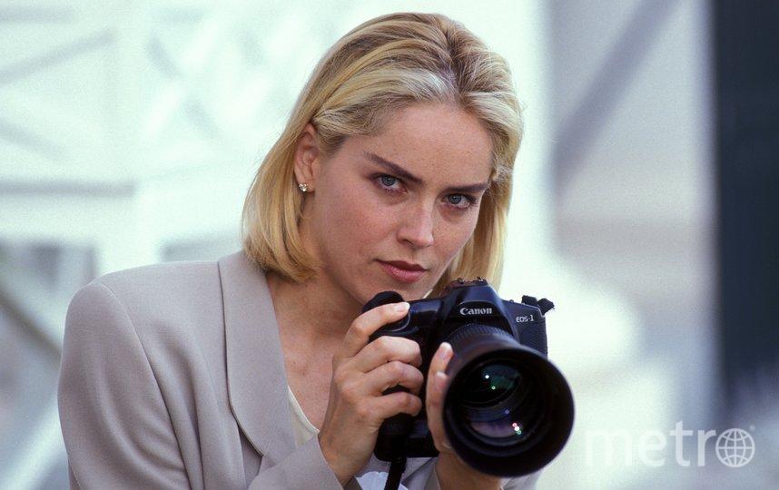 Шэрон Стоун в молодости. Фото Getty