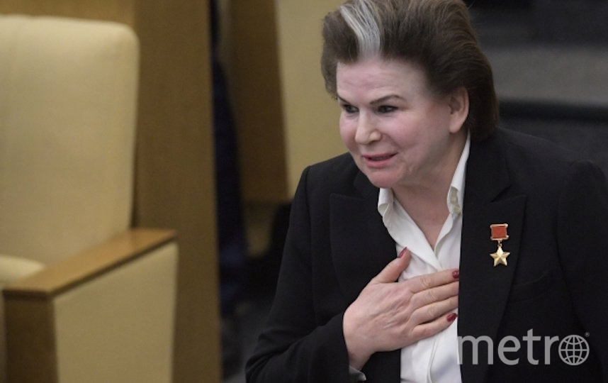 Валентина Терешкова. Фото РИА Новости