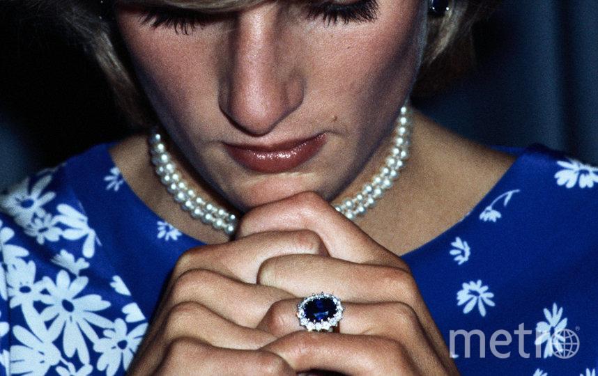 Кольцо Дианы. Фото Getty