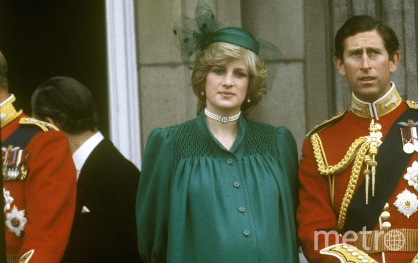 Принцесса Диана в 1982-м году. Фото Getty