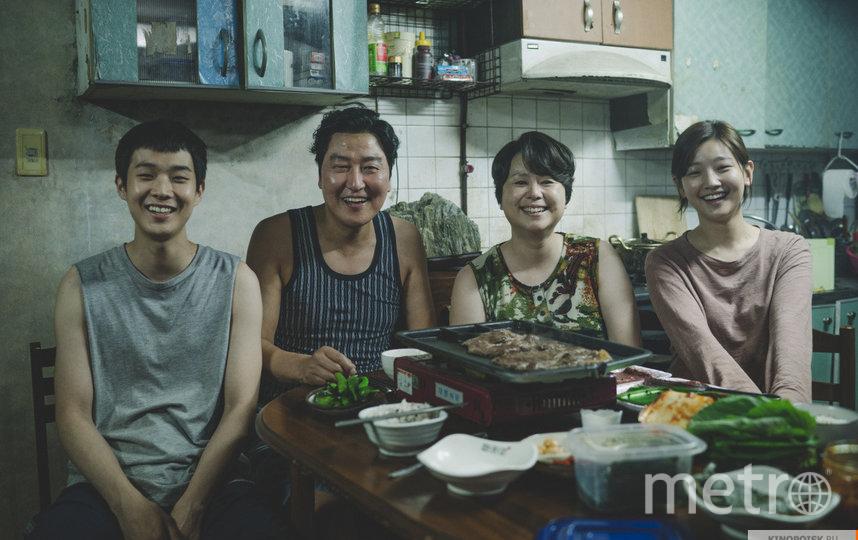 """Южнокорейская драма """"Паразиты"""" стала самым кассовым иностранным фильмом в Великобритании. Фото «ПРОвзгляд», kinopoisk.ru"""