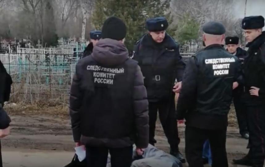 Под Тамбовом задержан подозреваемый в убийстве 13-летней девочки. Фото Все - скриншот YouTube