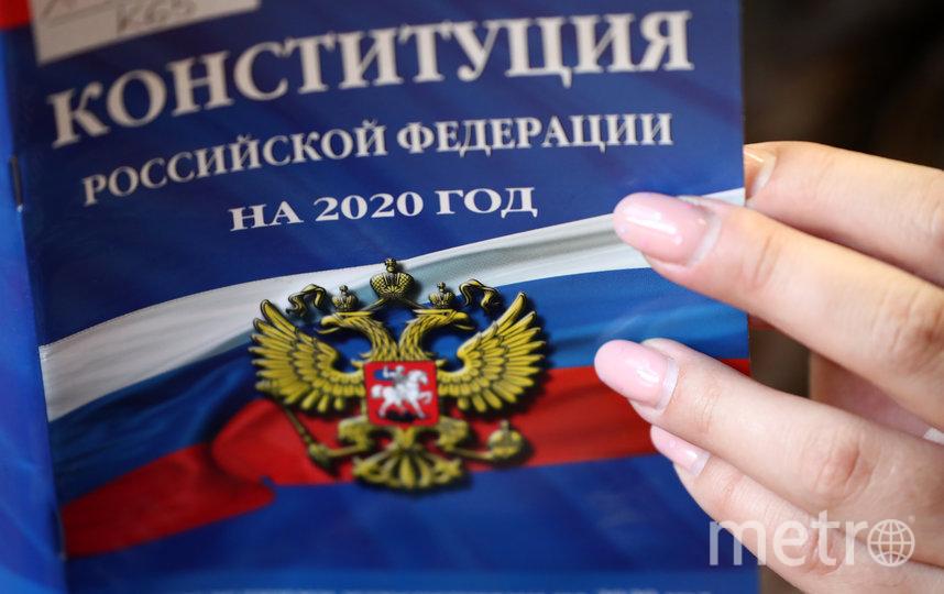 Во вторник Госдума РФ приняла во втором, ключевом чтении президентский законопроект о внесении изменений в Конституцию. Фото Getty