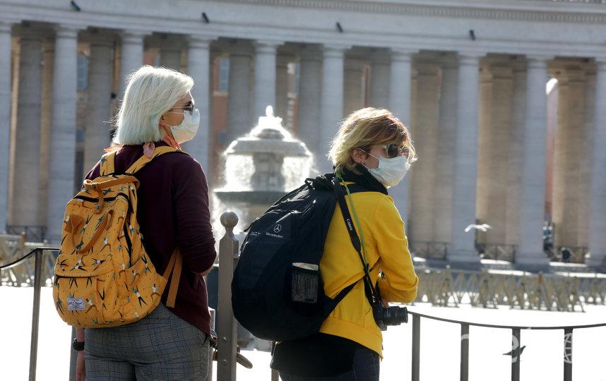 Живущие в Италии россияне рассказали, как страна борется с коронавирусом. Фото Getty