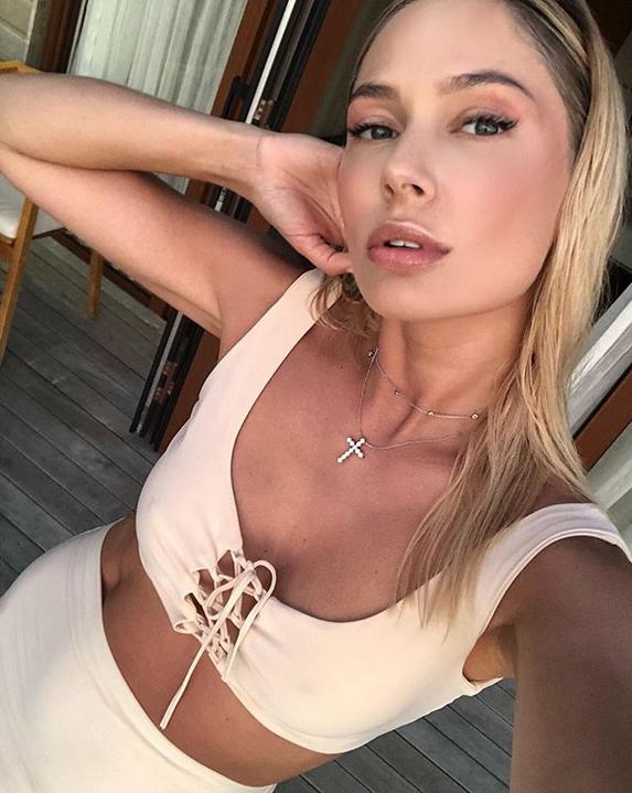 Наталья Рудова. Фото Скриншот Instagram: @rudovanata