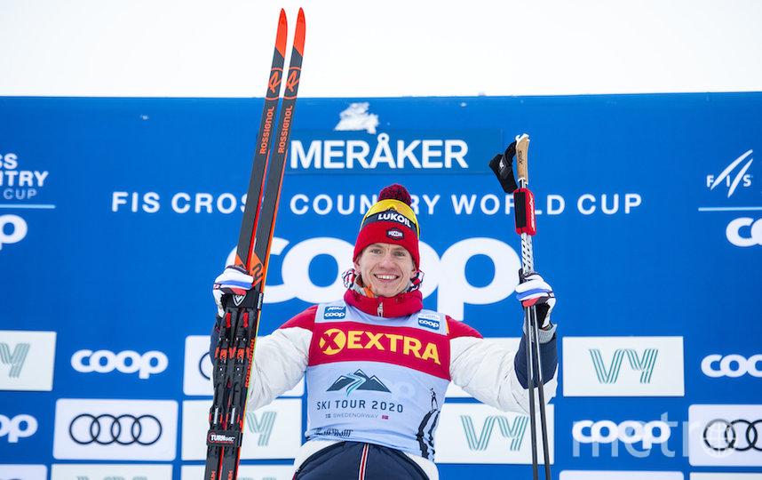 Большунов – четырёхкратный серебряный призёр чемпионата мира, трёхкратный серебряный и бронзовый призёр Олимпиады-2018 в Пхенчхане. Фото Getty