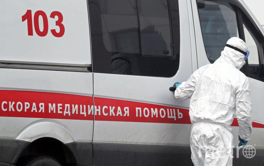 Больше тысячи человек в столице находятся под наблюдением в связи с тем, что они контактировали с заболевшими коронавирусной инфекцией. Фото Getty