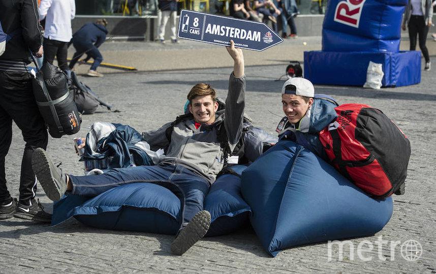 Участникам придётся путешствовать в экстремальных условиях. Фото redbullcontentpool.com