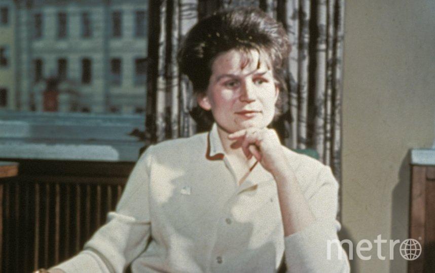 Валентина Терешкова в домашней обстановке, 1965-й год. Фото Getty