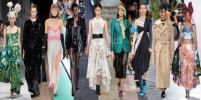 Выбираем правильно трендовое женское платье