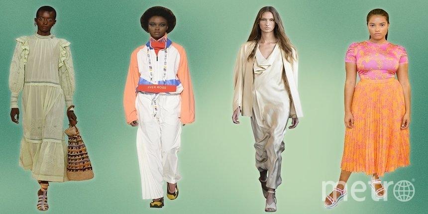 Топовые фасоны платьев. Модные тенденции текущего года.