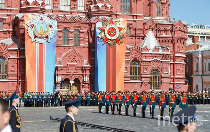 В Кремле оценили вероятность отмены парада Победы из-за коронавируса. Фото Василий Кузьмичёнок