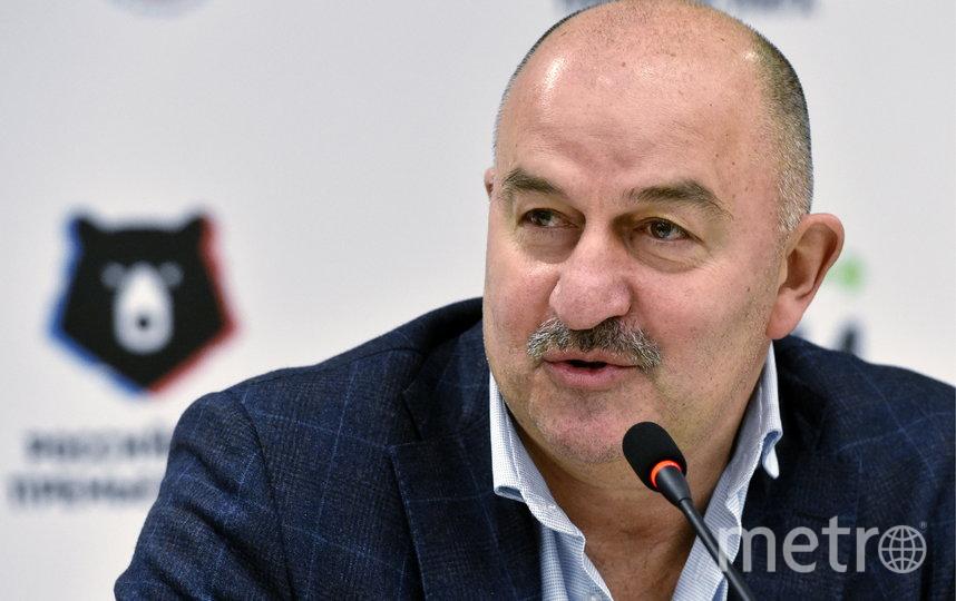 Станислав Черчесов. Фото Getty