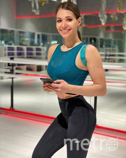 Фитнес-тренер и диетолог Арина Скоромная. Фото www.instagram.com/arinaskoromnaya.