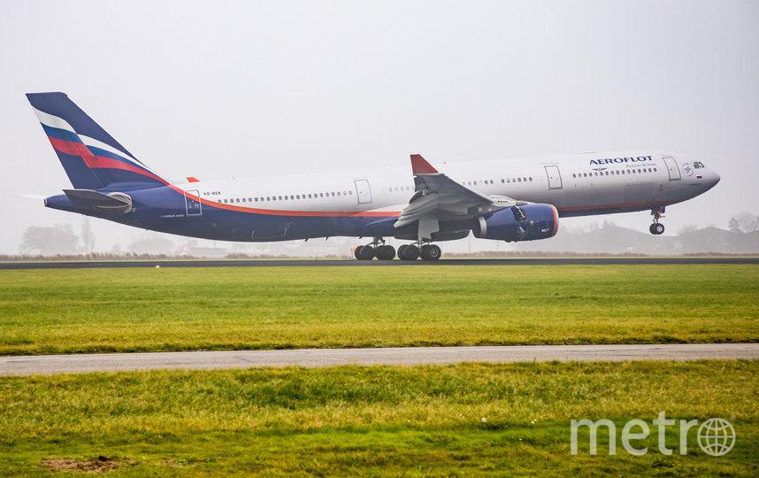 Москва с 16 марта вводит временные ограничения на пассажирские воздушные перевозки. Фото Getty