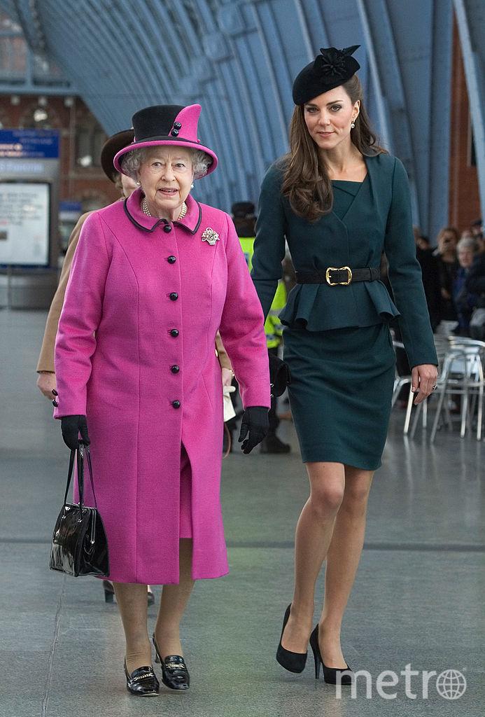 Британская королева Елизавета II. Фото Getty