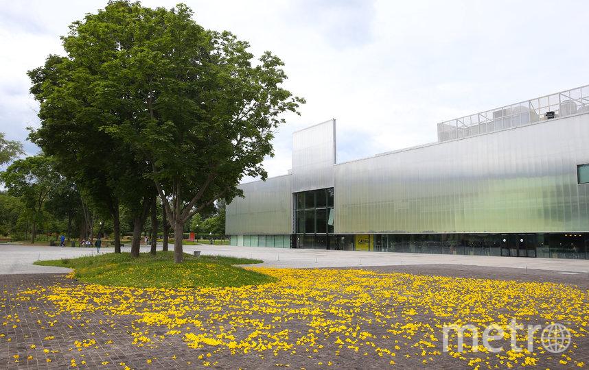 """Музей """"Гараж"""" в Москве закрывается из-за коронавируса . Фото Василий Кузьмичёнок"""