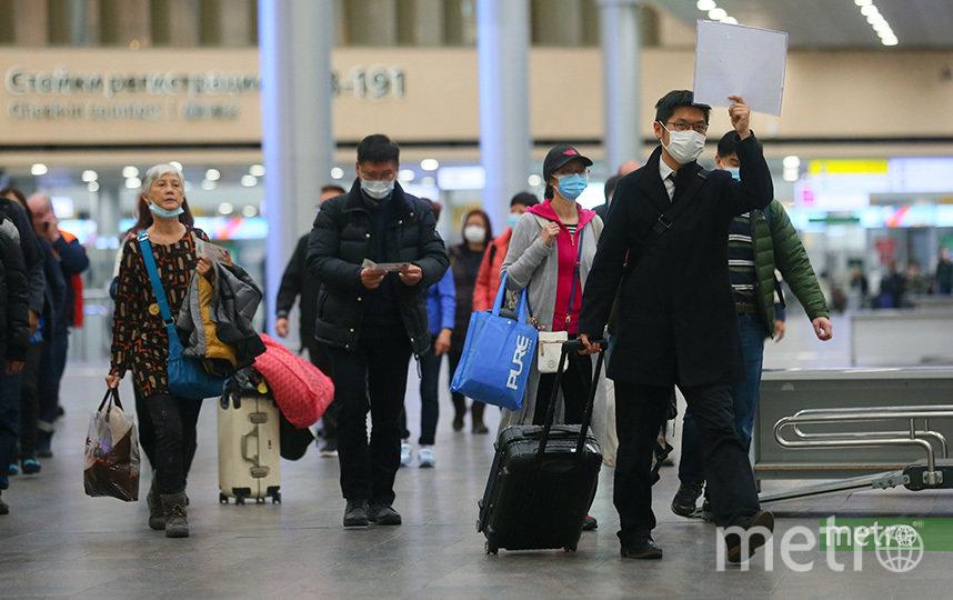 Число заражённых коронавирусом в России достигло 59 человек. Фото Василий Кузьмичёнок