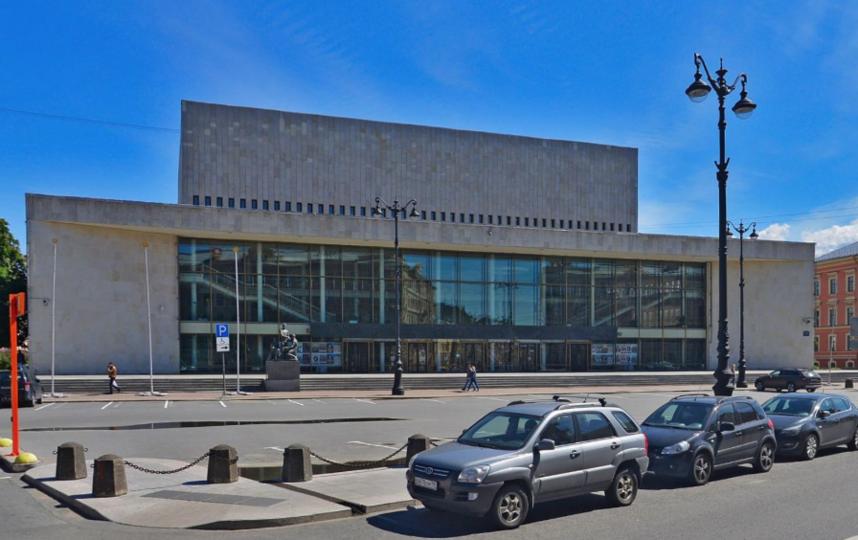 Архивное фото, концертный зал. Фото Яндекс.Панорамы