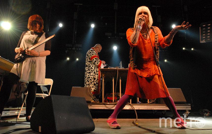 Дженезис Пи-Орридж в 2009-м году. Фото Getty