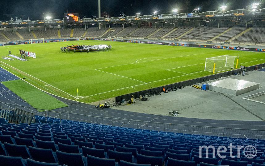 Из-за распространения коронавируса отложены все матчи турниров УЕФА, запланированные на ближайшую неделю. Фото AFP