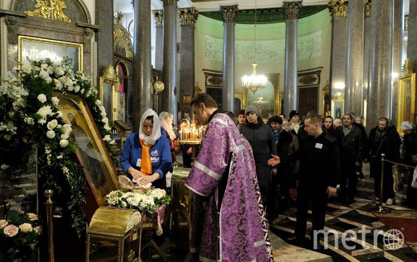 В Казанском соборе. Фото Алены Бобрович, Интерпресс