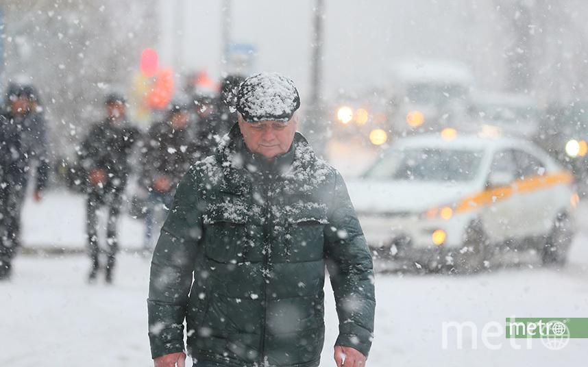Потепление до +10 градусов и снова снег: Синоптики рассказали, какая погода ждёт Москву. Фото Василий Кузьмичёнок
