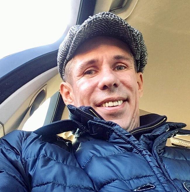 Алексей Панин. Фото Скриншот Instagram: Алексей Панин