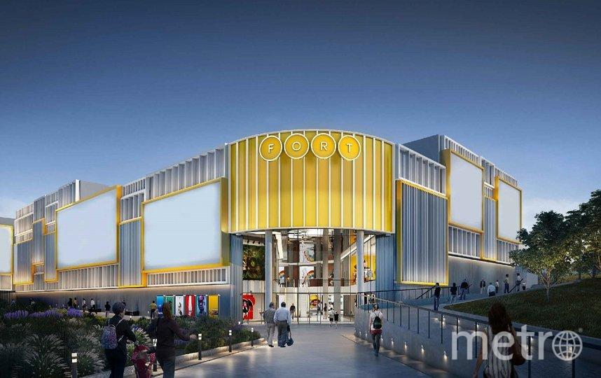 """Москомархитектура согласовала проект реконструкции. Фото предоставлено пресс-службой ведомства , """"Metro"""""""