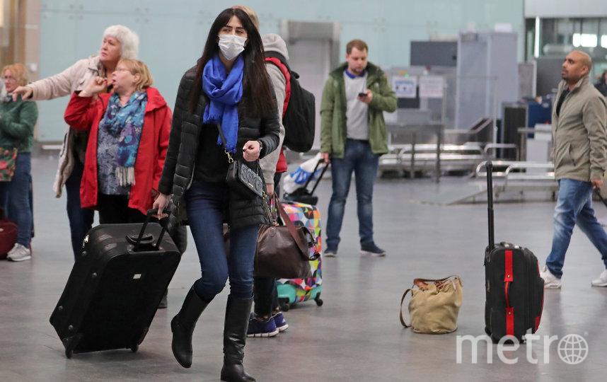 Все пребывающие из США, Великобритании и других стран должны уйти на самоизоляцию. Фото Getty