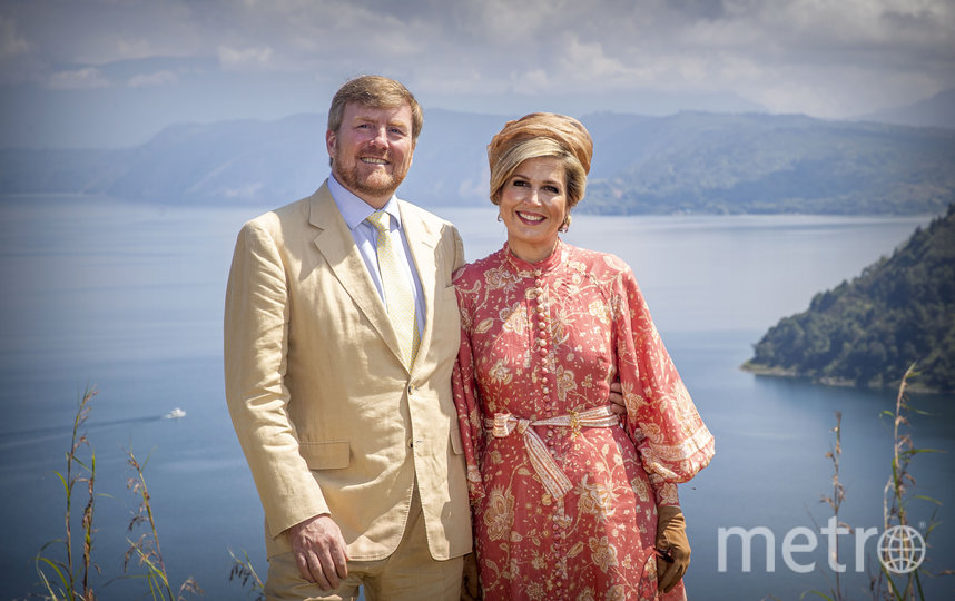 Король Нидерландов Виллем-Александр и его супруга Максима. Фото Getty