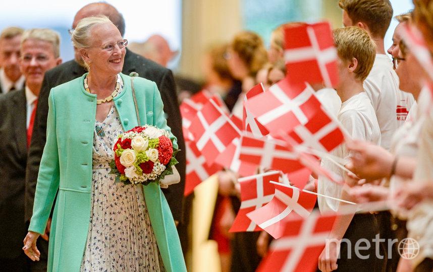 Королева Дании Маргрете II. Фото Getty