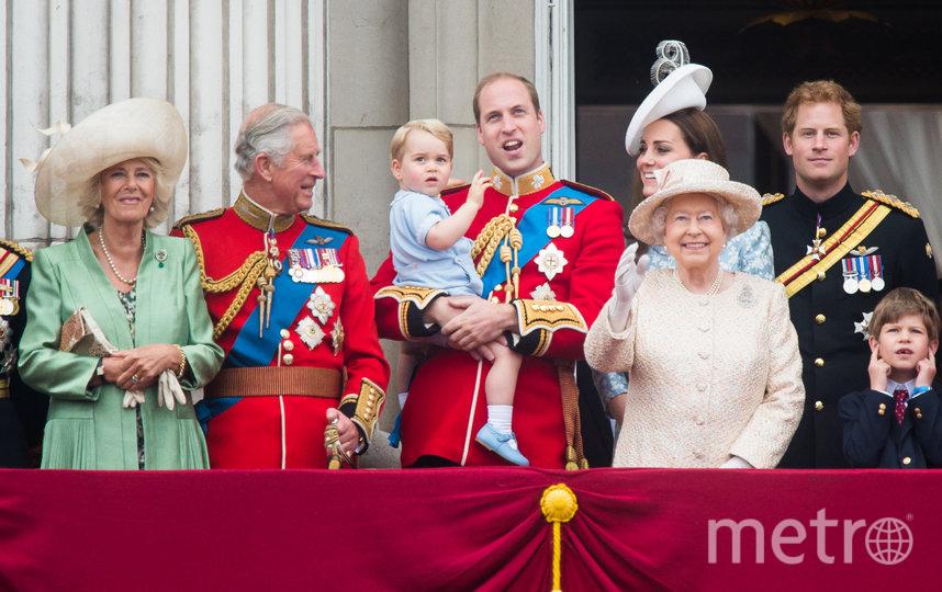 Британская королевская семья оказалась на 6-м месте рейтинга CNN. Фото Getty
