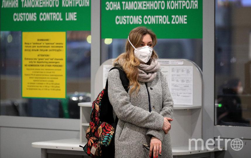 Россия с 18 марта по 1 мая ограничивает въезд иностранных граждан и лиц без гражданства. Фото Getty