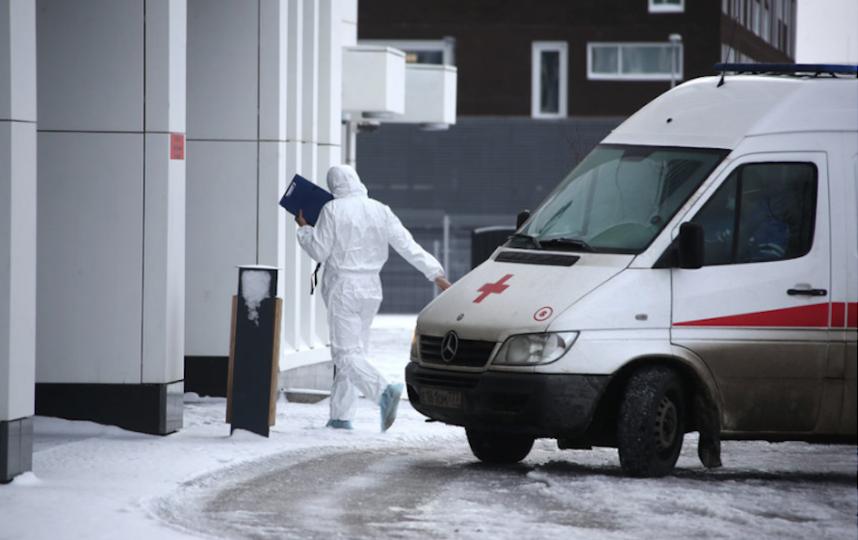 Пациентка сбежала ночью из больницы в Коммунарке. Фото Getty