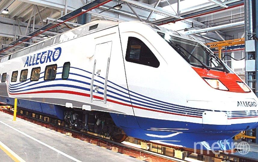 """Финляндия закроет железнодорожное сообщение с Россией  с 19 марта по 13 апреля из-за коронавируса. Фото """"Metro"""""""