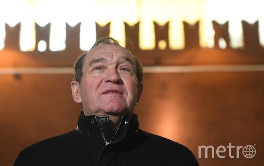 Пётр Бирюков. Фото РИА Новости