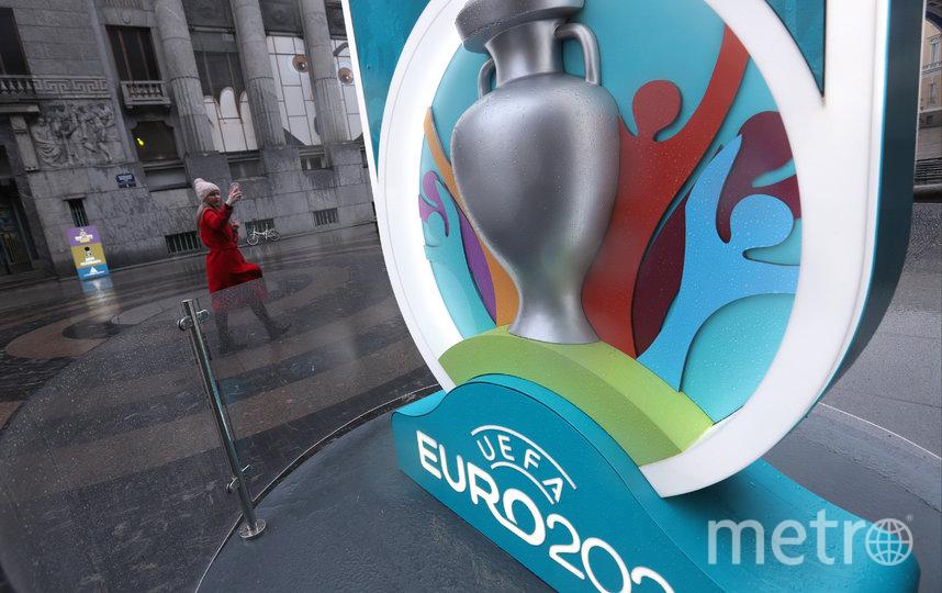 Чемпионат Европы по футболу перенесли из-за коронавируса. Фото Getty