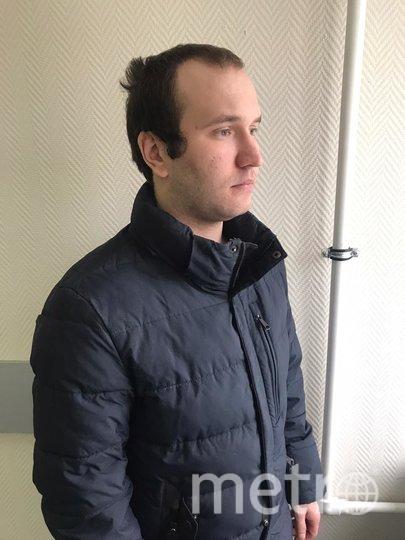Подозреваемый. Фото spb.sledcom.ru