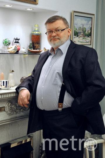"Михаил Чистяков. Фото ""Metro"""