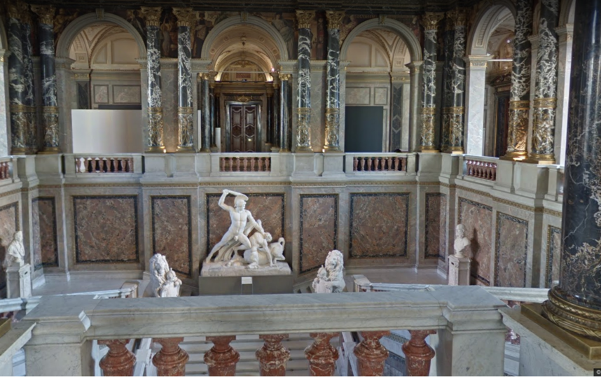 Многие музеи можно посетить, не вставая из-за компьютера. Фото artsandculture.google.com