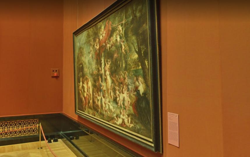 Заглянуть в Музей истории искусств  в Вене можно, перейдя по ссылке bit.ly/3d08Zfm. Фото artsandculture.google.com