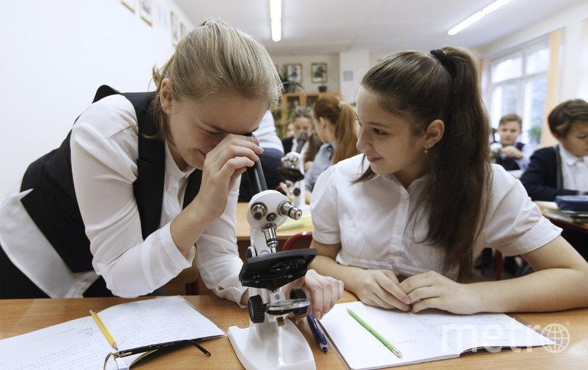 Российские школы уйдут на трёхнедельные каникулы из-за коронавируса. Фото Getty