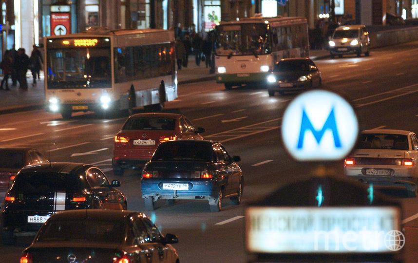 Траспорт дезинфицируют. Фото Интерпресс